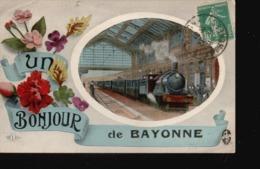 64/014....UN BONJOUR DE BAYONNE - Non Classés