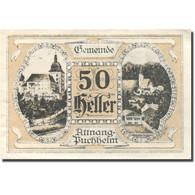 Billet, Autriche, Attnang-Puchheim, 50 Heller, Eglise 1920 SPL Mehl:FS 67II - Autriche