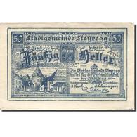 Billet, Autriche, Steyregg, 50 Heller, Village 1920-12-31, TTB+ Mehl:FS 1036Ia - Autriche