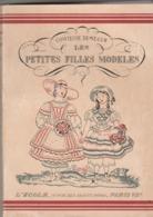 - LIVRE De 270 Pages - 1935 - LES PETITES FILLES MODELES, Comtesse De Ségur - 004 - Livres, BD, Revues