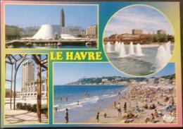 Ak Frankreich - Le Havre - Stadtansichten - Strand - Le Havre