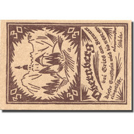 Billet, Autriche, Obernberg, 30 Heller, Eglise, 1920 SPL, Mehl:FS 685Ia - Autriche
