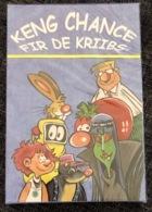 LUXEMBURG Roger Leiner Comic Spielkarten Originalverpack., Aktion Lions Klub - Cartes Postales