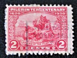 TRICENTENAIRE DE L'ARRIVEE DU MAYFLOWER 1920 - OBLITERE - YT 226 - MI 256 - Usados