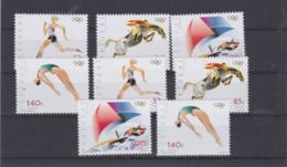 Portugal 2000 Sydney Olympic Games 8 Stamps MNH/** (H55) - Sommer 2000: Sydney