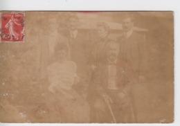 CARTE à IDENTIFIER - Photo De Famille - A Identifier