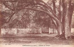 60-ERMENONVILLE-N°T2510-A/0281 - Ermenonville