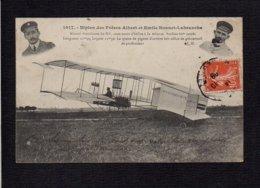 Aviation / Biplan Moteur Antoinette 80 HP.... Des Frères Albert Et Emile Bonnet Labranche - Airmen, Fliers