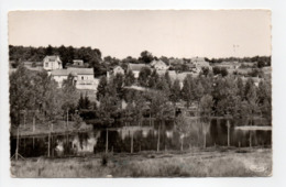 - CPSM CORCY (02) - Vue Générale Et L'Etang 1959 - Photo CIM N° 2 - - Otros Municipios