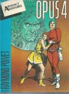 OPUS 4  - POÏVET - E.O. 1984  ARTEFACT - Non Classés