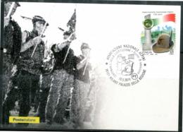 ITALIA / ITALY 2019 - 100 Anni Associazione Nazionale Alpini - Maximum Card, Come Da Scansione - Militaria