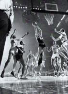 IMAGE PHOTOGRAPHIE  1951  -  ETATS UNIS  BASKET UNIVERSITAIRE  -   ST JOHN'S VAINQUEUR DE BRADLEY - Otros
