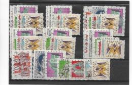 België Volledige Reeksen  Xx Postfris  Cote 91 Euro  N° 1039/1045 (7 Reeksen) - Belgique