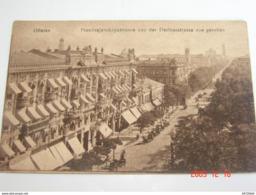 C.P.A.- Ukraine - Odessa - Preobrajenskayasstrasse Von Der Deribasstrasse Aus Gesehen - 1919 - SUP (AG16) - Ukraine