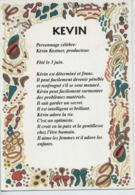 Kevin (frans) Ongebruikt - Prénoms