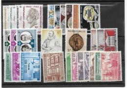 België Volledige Reeksen  Xx Postfris - Belgio