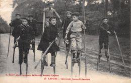 40-LES LANDES-N°T2511-F/0185 - France