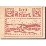 Billet, Autriche, Vöcklamarkt, 20 Heller, Paysage, 1920 SUP+ Mehl:FS 1117IIc - Autriche