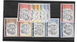 België Volledige Reeksen  Xx Postfris  Cote 42 Euro  N° 1176/1181 (2 Reeksen) - Belgien