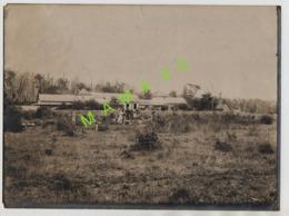 CHILI - GRANDE PHOTO ANIMEE DE 1906 - FERME DE CUI-CUI-CURA EN ARAUCANIA - AU DOS NOMS DES PERSONNES - Luoghi