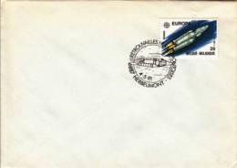 BELGIQUE - 1991 - FDC - Europa - Hermes - Europa-CEPT