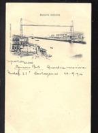 1900 Puente Vizcaya Bilbao > Keller Tiel Holland (381) - 1889-1931 Royaume: Alphonse XIII
