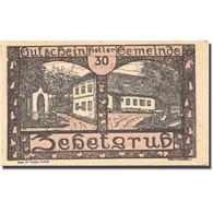 Billet, Autriche, Zehetgrub, 30 Heller, Ferme 1920-10-30, SPL Mehl:FS 1262a - Autriche
