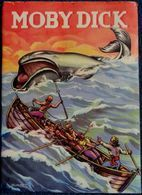 """MOBY DICK - Collection """" Fanfan """"  N° 13 - SAM Éditions Vedette Monaco - ( 1955 ) . ( En Bandes Dessinées ) . - Autres Auteurs"""