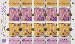 Japon Nippon 2014 6803/04 Voeux Happy - Celebrations