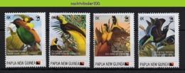 Nfd12s FAUNA PARADIJSVOGELS PARADISE BIRDS VÖGEL AVES OISEAUX PAPUA NEW GUINEA 2013 PF/MNH # - Vogels