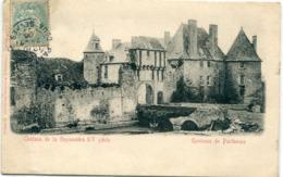 79 - Parthenay : Château De La Guyonnière - Parthenay