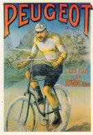 6980 CPM  Cyclisme Cycles Peugeot , Les Fils De Peugeot Frères - Cyclisme