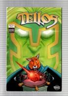 ComicsTellos N°6 La Dernière Escroquerie - Les Contes De Tellos - Le Retour De Tellos De 2001 - Livres, BD, Revues