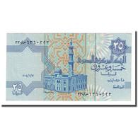 Billet, Égypte, 25 Piastres, 2005-10-31, KM:57g, SUP - Egypte