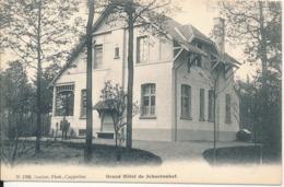 BELGIQUE KAPELLEN GRAND HOTEL DE SCHOOTENHOF - Kapellen