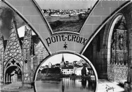 PONT CROIX      MULTIVUE   EDITEUR JEAN AUDIERNE - Pont-Croix