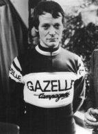 "6990 CP Cyclisme René Pijnen  "" Carte Grand Format "" - Cyclisme"