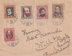 HONGRIE 1919 LETTRE DE BUDAPEST - Hongrie