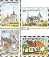 Belgien 2231-2234 (kompl.Ausg.) Postfrisch 1985 Tourismus - Belgien