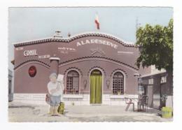 13 Fos Sur Mer Vers Istres Martigues Hôtel Restaurant A LA RESERVE Victor Conil Pêcheur Plage St Gervais Pub Coca Cola - Martigues