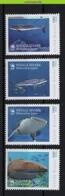 Nfd14s FAUNA 'VISSEN FISH FISCHE' WALVISHAAI WHALE SHARK HAIE MARINE LIFE GUINÉ0BISSAU 2013 PF/MNH - Maritiem Leven