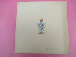 Souvenir De L'Exposition Offert Par Mr Le Sénateur-Maire/Georges BERNARD/ Evreux Au XVIII/avec Photo/ Juin 1951   VPN238 - Ohne Zuordnung