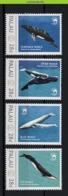 Nfd04s FAUNA ZEEZOOGDIEREN WALVIS WHALE SEA MAMMALS BALEINES MARINE LIFE PALAU 2012 PF/MNH # - Walvissen