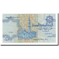 Billet, Égypte, 25 Piastres, 2005-10-31, KM:57g, TB - Egypte