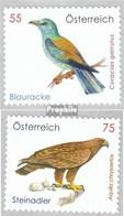 Autriche 2871-2872 (complète.Edition.) Neuf Avec Gomme Originale 2010 Timbres: Bien-être Des Animaux - 1945-.... 2. Republik