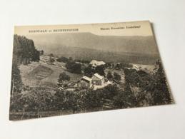 CD - 400 - HOHWALD Et NEUNTENSTEIN - Maison Forestière Zundelkopf - France
