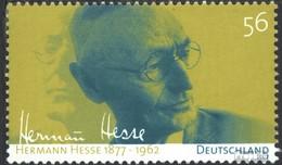 BRD 2270 (kompl.Ausg.) Postfrisch 2002 Hermann Hesse - BRD
