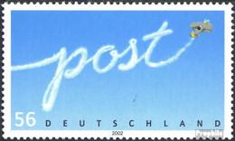 BRD 2250 (kompl.Ausg.) Postfrisch 2002 Post! - BRD