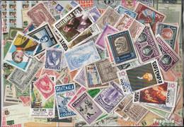 Guatemala Briefmarken-500 Verschiedene Marken - Guatemala