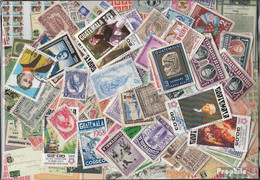 Guatemala Briefmarken-300 Verschiedene Marken - Guatemala